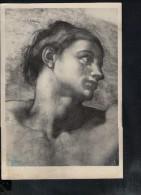 L2151 Michelangelo: Adamo E Dettaglio Creazione - Roma, Palazzo Vaticano, Cappella Sistina - Ed. Fratelli Alinari IDEA - Paintings