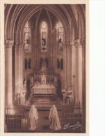 Angers Maine Et Loire 49 - Chapellle Servantes Saint-Sacrement - Servants Blessed Sacrament - Chapel - Unused - 2 Scans - Angers
