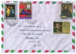 VATICAN 1981 COVER VALUE 2 EUR - Vaticano (Ciudad Del)