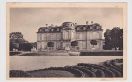CHAMPS - N° 2212 - LE CHATEAU - FACADE SUR LES JARDINS - Frankrijk