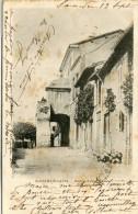 CPA 42 ST GERMAIN LAVAL BOULEVARD DES VINGTAINS 1902 - Saint Germain Laval