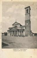 Corbetta Chiesa Maggiore Campanile Prima Dei Restauri - 1902 Circa - Milano