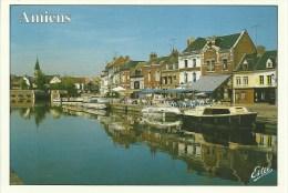 En Picardie.... Amiens (Somme) Le Quartier Saint -Leu - Amiens