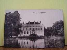 "CONDES (HAUTE MARNE) CHATEAU.   2460""a"" - Sonstige Gemeinden"