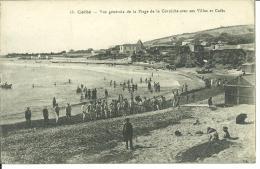 36403     Cette  Vue Generale De La Olage De La Corniche - Sete (Cette)