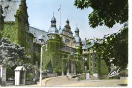 Metz : L' Hotel Du Gouverneur N°5217 De Luxe - Colorisée Dentelée - Metz