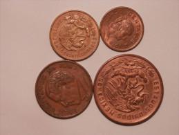 Mexico 4 Coins - Mexiko