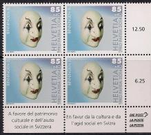 """2014  Schweiz  Mi.  2345-8 **MNH Pro Patria"""": Dorfmuseen - Switzerland"""