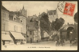 LE MANS Vieilles Maisons (KF) Sarthe (72) - Le Mans