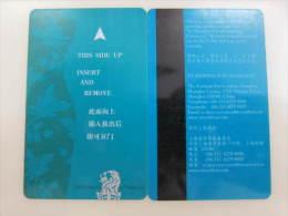 The Portman Ritz-carlton,shanghai - Hotel Keycards