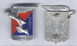 Insigne Du 701e Groupe D´Artillerie Guidée - Armée De Terre