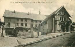 73 SAINT JEAN DE MAURIENNE LE COLLEGE - Saint Jean De Maurienne
