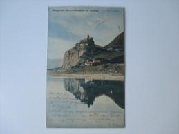 AK / Bildpostkarte 15.6.1914 Burgruine Schreckenstein Bei Aussig. Österreich / Ober Sedlitz - Sudeten