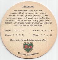 Stadsbrouwerij De Ridder - Maastricht - Vos - Tentamen - Ongebruikt - Bierviltjes