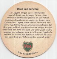 Stadsbrouwerij De Ridder - Maastricht - Vos - Raad Van De Wijze- Ongebruikt - Bierviltjes