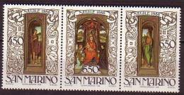 PGL - SAN MARINO SASSONE N°1192/94 ** - San Marino