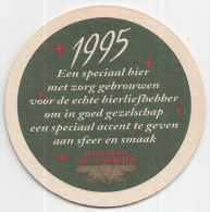 Heineken - 1995- Ongebruikt - Bierviltjes