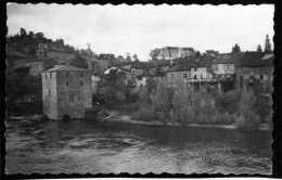 47 SAINT SYLVESTRE LE MOULIN CLICHE UNIQUE CARTE PHOTO DENTELEE - Autres Communes