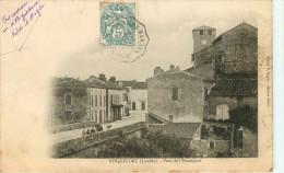 Dép 40 - Roquefort - Pont De L'Estampon - état - Roquefort