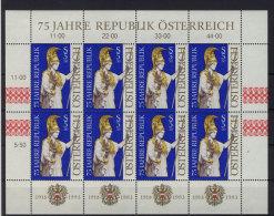 �sterreich KB Michel No. 2113 ** postfrisch