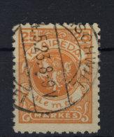 Memel Michel No. 143 gestempelt used