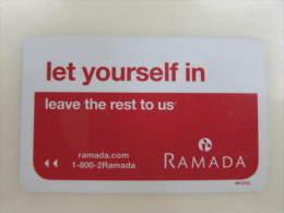Ramada Let Yourself In - Chiavi Elettroniche Di Alberghi