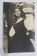 Old  Actress Real Photo Postcard: Pier Angeli - Actores