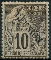 Reunion (1891) N 21 * (charniere)