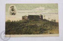 1907 Postcard Santiago De Cuba - Fuerte Del Caney - Excmo. Sr. General Joaquin Vara De Rey - Posted - Cuba