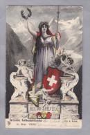 Motiv Sport Schützenfest In Biel 1903.VI.27. Biel Nach Tramelan - Cartes Postales