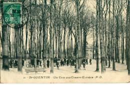 02 - Saint Quentin : Un Coin Des Champs Elysées - Saint Quentin
