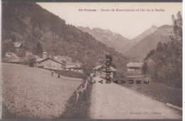 26--THONES Route De Montremont Et Col De La Buffaz - Altri Comuni