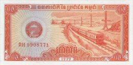 Cambodia 0.5 Riel 1979 Pick 27 UNC - Cambodia
