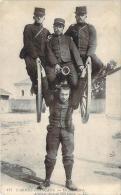 Militaria - L'Armée Française, Un Joli Record, Artilleur Portant 520 Kilogs - Other