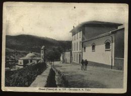 CARTOLINA ORANI NUORO Alt. M 535 DIREZIONE S.A. TALCO - Nuoro
