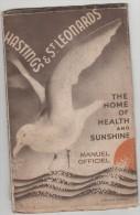 Livre :  Hastings Et  St  Leonards , Angleterre  Imprimerie - Livres, BD, Revues