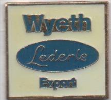 Médical , Laboratoire Wyeth Lederlé - Medical