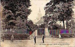 Senones   417          Entrée Du Parc De L'abbaye - Senones