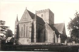 BRECON Cathedral  Pays De Gale - Unused Photo Card - Breconshire