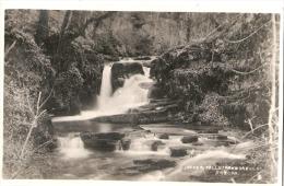 BRECON  -  Falls - Pays De Gale - Unused Photo Card - Breconshire