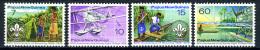 1976 - PAPUA & NEW GUINEA - PAPUA And NEW GUINEA - Yv 309/310 + 311/312 - MNH - (PG30032014...) - Papua New Guinea