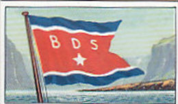 SB5458 M. Brinkmann - Lloyd - Zigaretten -  Bild 152 Norwegen - Det Bergenske Dampsibsselskab, Bergen - Zigaretten