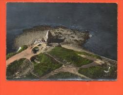 """14 POINTE Du HOC : En Avion Au-dessus De ... N° 8 """"Lapie"""" (grand Format, écrite ,  Oblitérée )an 1964 (petit Pli En Bas - France"""