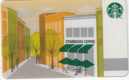 CANADA - Starbucks Coffee, Starbucks Card, CN : 6087, Unused - Gift Cards