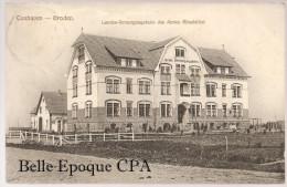 Niedersachsen - CUXHAVEN - GRODEN - Landes-Versorgungsheim Des Amtes Ritzebüttel +++++++ RARE / PAS Sur Delcampe - Cuxhaven
