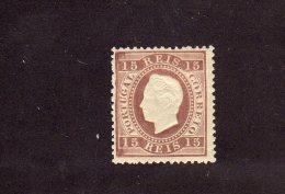 """Portugal (1870)  - """"Louis I°""""  Neuf* - 1862-1884 : D.Luiz I"""