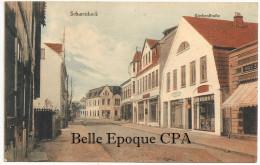 Niedersachsen - SCHARMBECK - Kirchenstrasse ++ To Weissenberge, Hagen Bei Bremen, 1912 +++++ RARE/ PAS Sur Delcampe - Osterholz-Schambeck