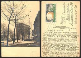 France PARIS  Cars    Stamp       #14975 - France