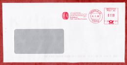 Brief, Francotyp-Postalia F26-5875, Reifenhaus Rilling, 110 Pfg, Nagold 2000 (53821) - Cartas