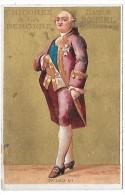 CHROMO  - CHICOREE A LA BERGERE - Louis XVI - Tea & Coffee Manufacturers